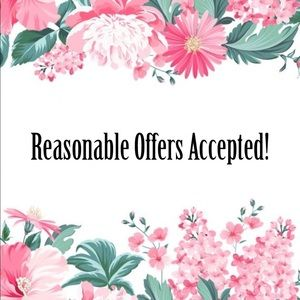 Other - Reasonable Offers Accepted!!!!